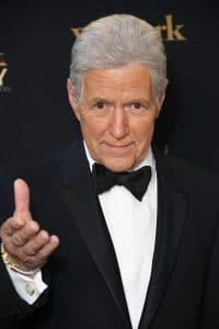 Alex Trebek's response inspired Angie to become a contestant on Jeopardy!