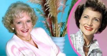 Betty White shared her early career dreams