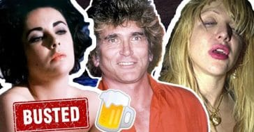 Classic Hollywood Stars Who Were ALWAYS Drunk