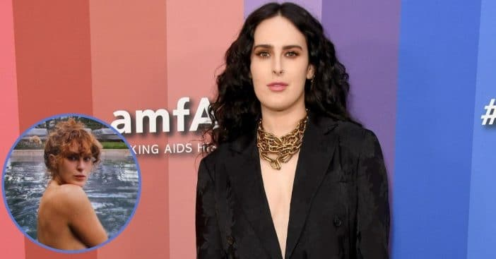 Demi Moore's Daughter, Rumer Willis, Looks Jaw-Dropping In New Poolside Photos
