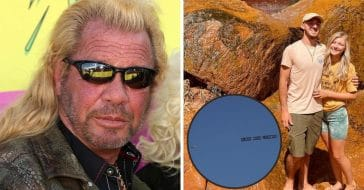 Dog The Bounty Hunter Responds To Plane Flying 'Aloha Brian Laundrie' Banner