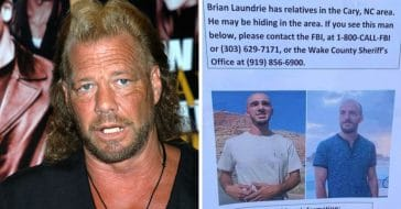 Dog The Bounty Hunter Returns Home From Brian Laundrie Search