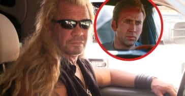 Dog the Bounty Hunter bailed out Nicolas Cage