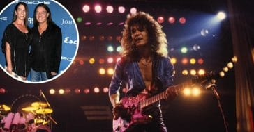 Eddie Van Halen widow shares emotional tribute
