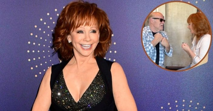 Fans Chime In After Reba McEntire And Boyfriend 'Dramatically Argue' In New Video