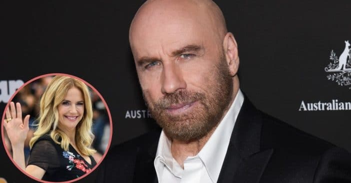 Fans Show John Travolta Support After Emotional Post About Late Wife Kelly Preston