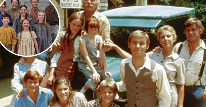 First photo from The Waltons remake movie