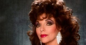 Joan Collins is afraid of cancel culture