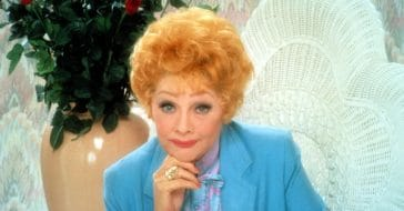 Lucille Ball shares the story of how she tried to run away
