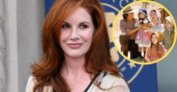 Melissa Gilbert responds to the recent social media outage