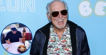 New Photo Shows Jimmy Buffett Eating A Massive Seafood Tower