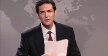 Norm Macdonald in 'SNL'