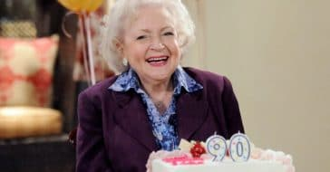 Protect national treasure Betty White at all costs