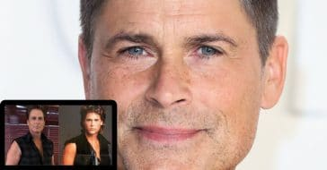 Rob Lowe Shares 1985 Throwback Photo And Proves He's Aging Like Fine Wine