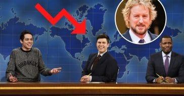 SNL ratings going down
