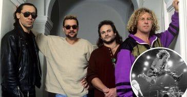 Sammy Hager pays tribute to the late Eddie Van Halen