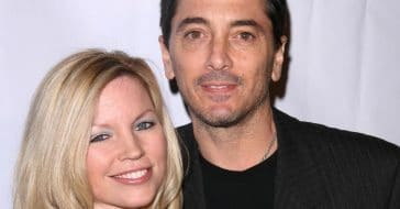 Scott Baio defends wife after controversial comments