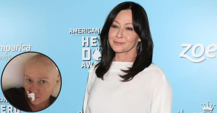Shannen Doherty Unveils The 'Ravages' Of Breast Cancer In New Honest Photos