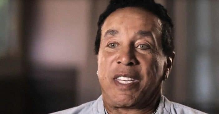 Smokey Robinson says he almost died last year