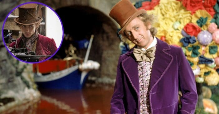 Take A First Look At The Newest 'Willy Wonka' Reboot
