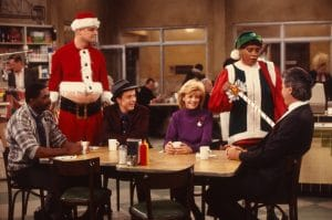 Though it dealt with courtroom drama, Night Court wanted to keep things comedic
