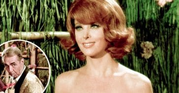 Tina Louise reveals crush from Gilligans Island