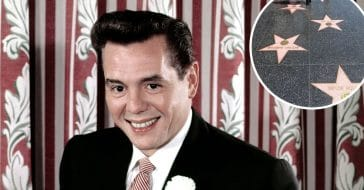 Why Desi Arnaz has two stars on the Hollywood Walk of Fame