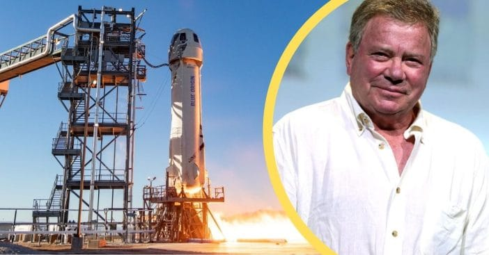 William Shatner joins Blue Origin's second crew flight