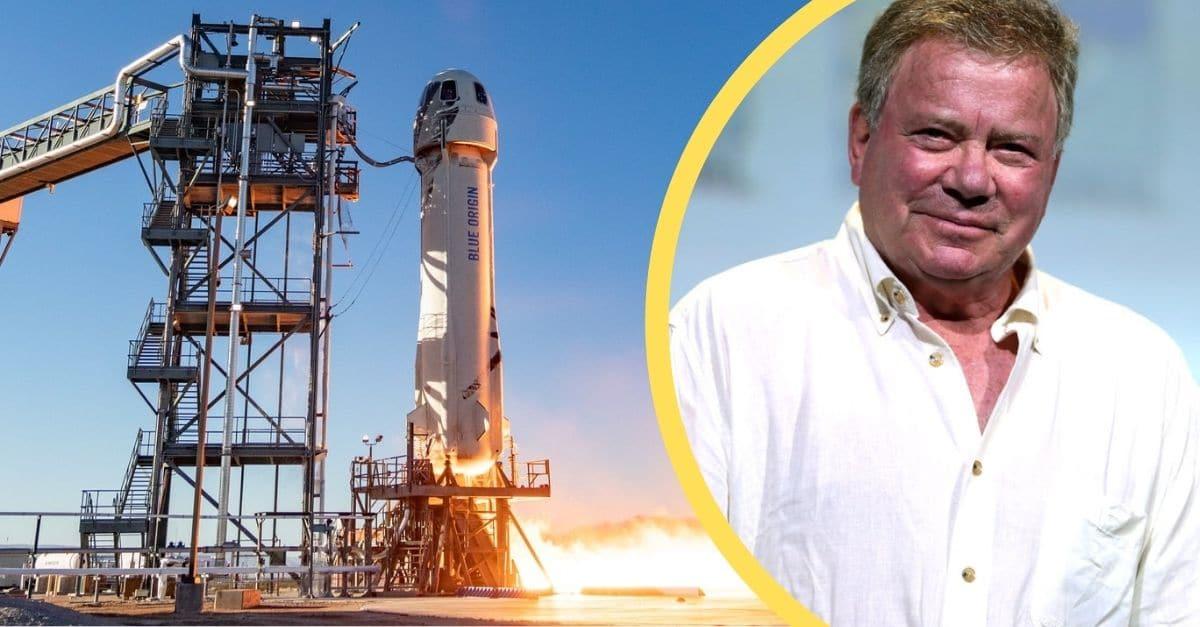william shatner is heading to space on jeff bezos next flight