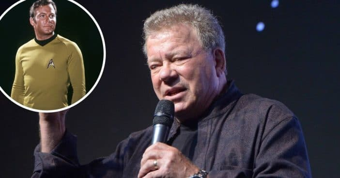 William Shatner talks about going to space