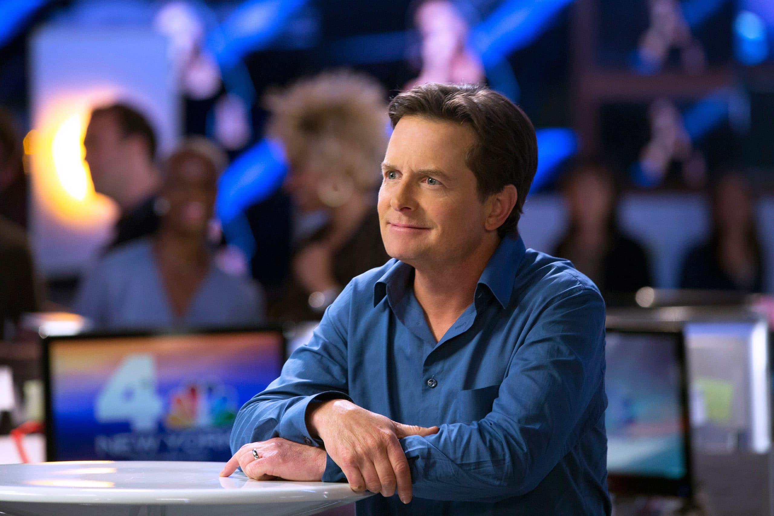 THE MICHAEL J. FOX SHOW, Michael J. Fox in 'Teammates'