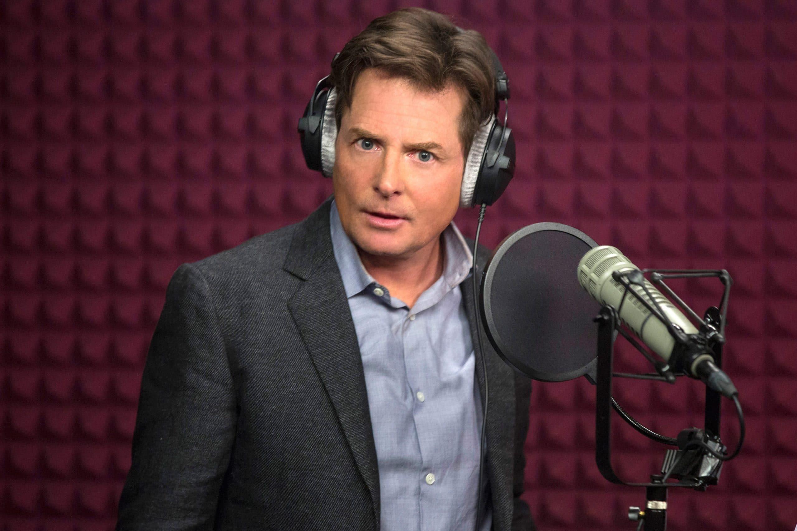 THE MICHAEL J. FOX SHOW, Michael J. Fox in 'Interns'