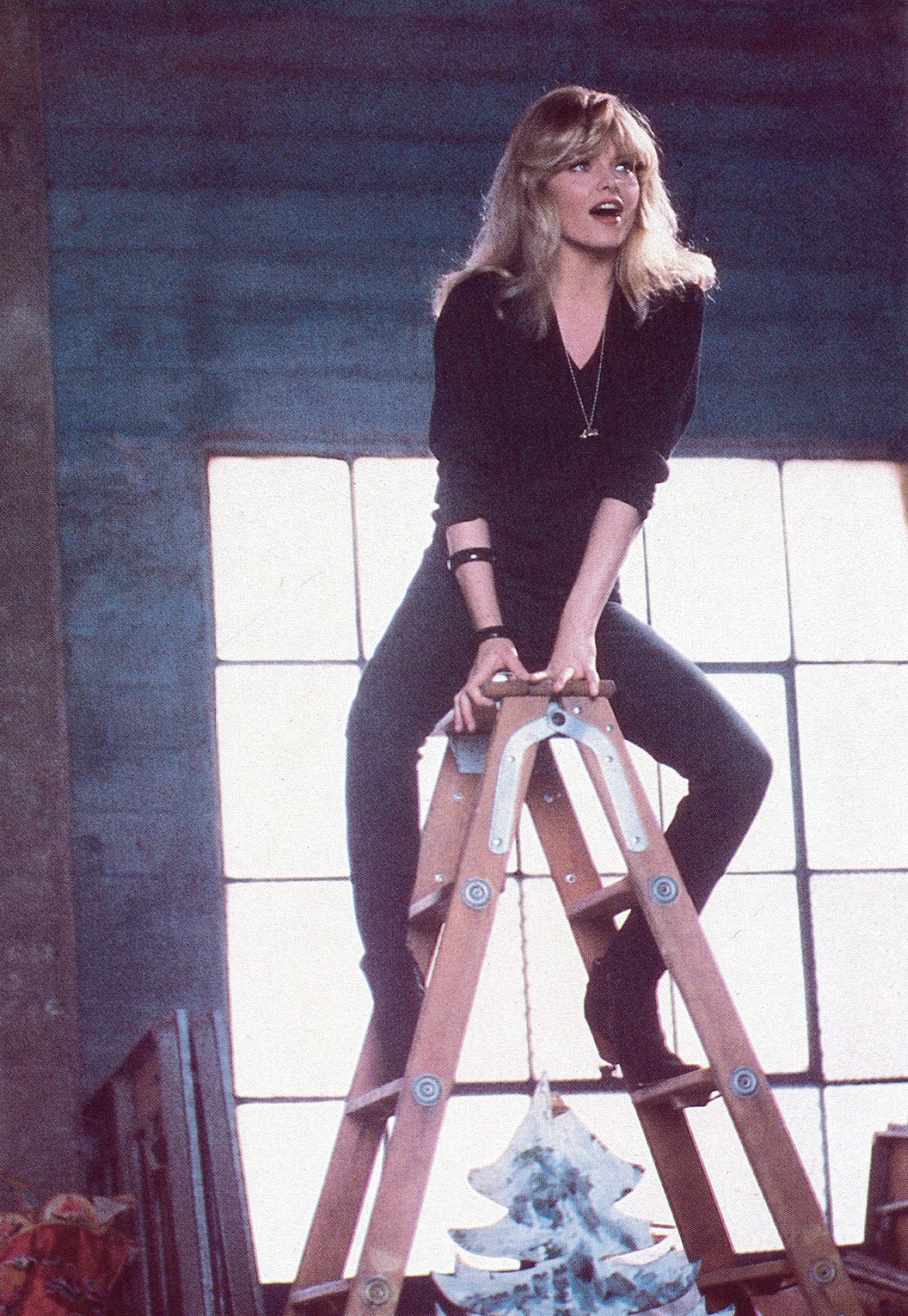 GREASE 2, Michelle Pfeiffer, 1982