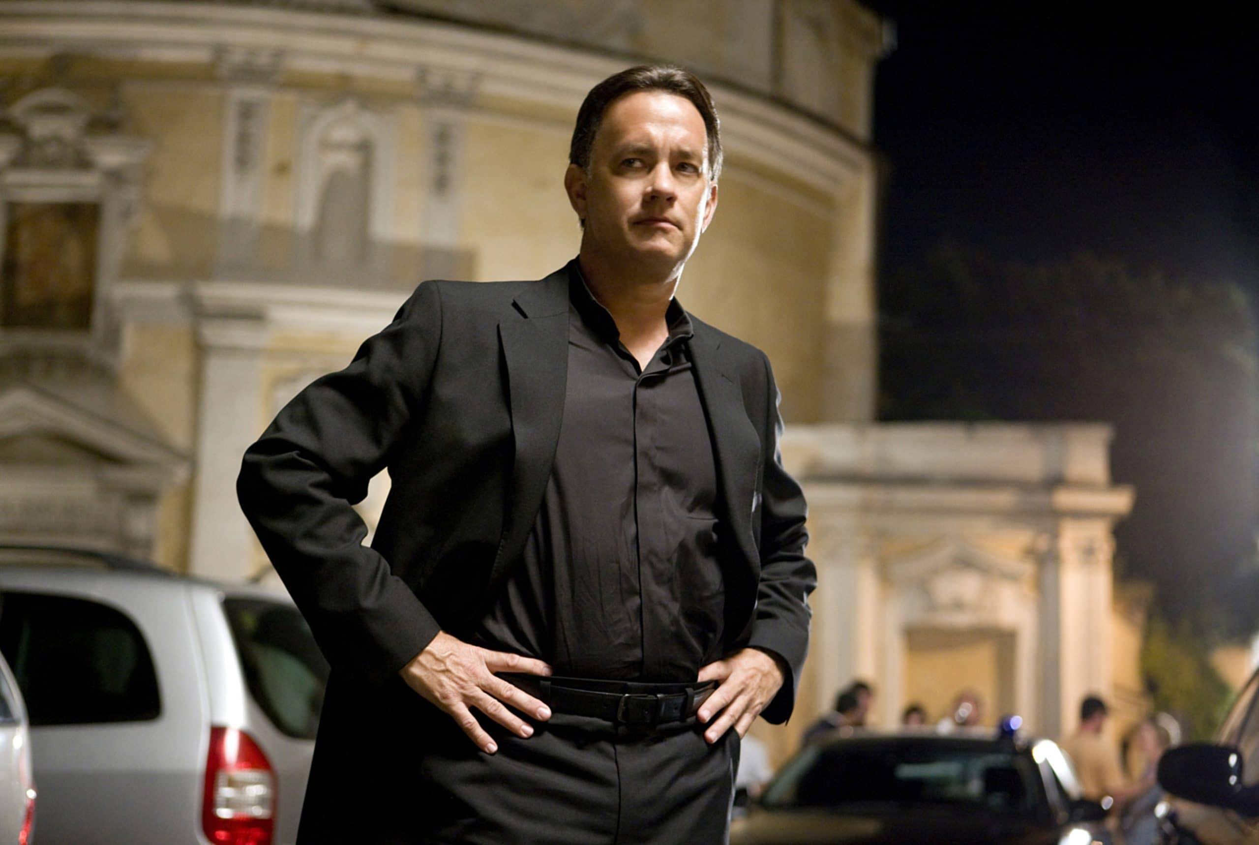 ANGELS & DEMONS, Tom Hanks, 2009