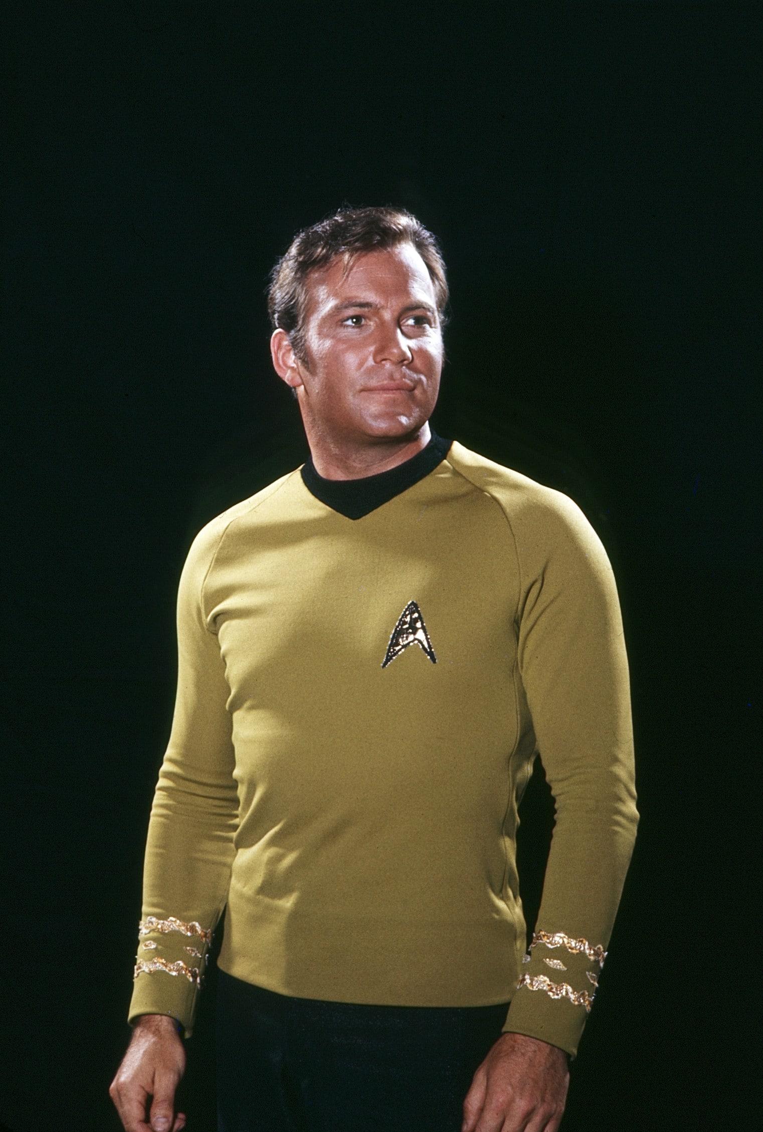 STAR TREK, William Shatner, (photo: 1968), 1966-69
